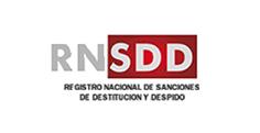 REGISTRO NACIONAL DE SANCIONES
