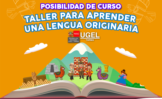 posibilidad de curso - taller para aprender una lengua originaria